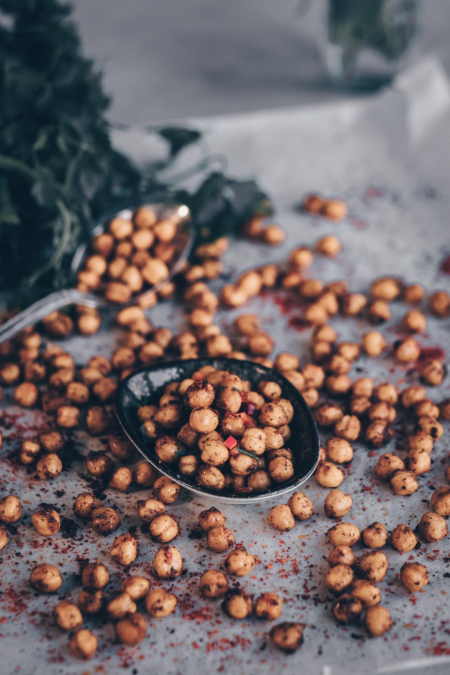 Baharatlı Çıtır Nohut|Baharatlı Çıtır Nohut
